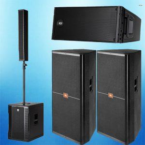 Live sound Speakers