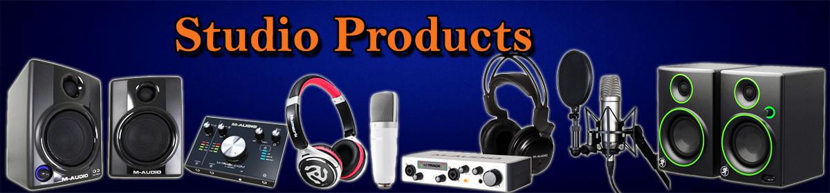 Studio Products
